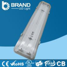 Теплый белый новый дизайн прохладный завод флуоресцентные трубки привели три-доказательство света