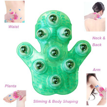 Magic Slimming Massage Gloves Body Massager Handheld Massager