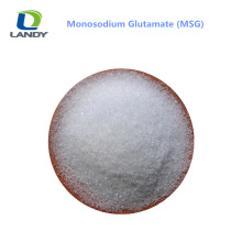 China Preço barato glutamato monossódico MSG 99% HALAL FOOD SEASONING
