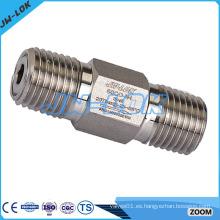 Producto más vendido en la válvula de retención de agua de una vía de Alibaba