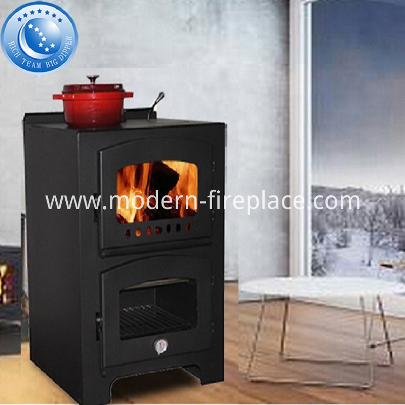 Wood Burning Stoves Factory Contemporary Kitchen