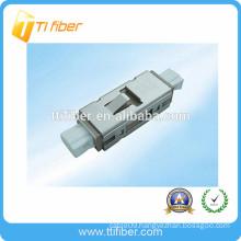 MU Singlemode simplex fiber optic adapter