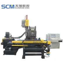 CNC Hydraulic Punching and Drilling Combined Machine