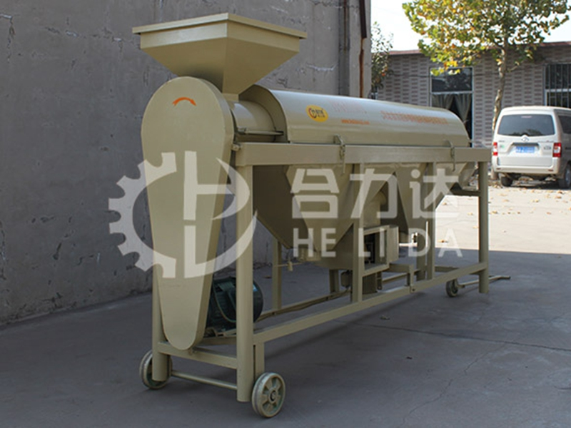 pigeon polishing machine