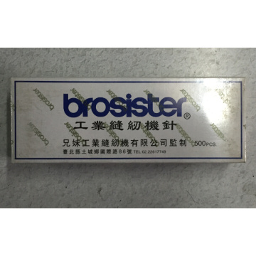 embriodery sewing machine needles