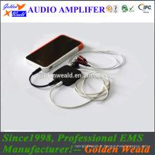 amplificateur de son personnel amplificateur de casque amplificateur de batterie rechargeable