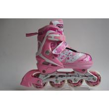 Skate em linha ajustável com boa qualidade (YV-202)