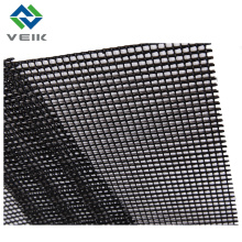 veik Conveyor Plain Weave Wire PTFE Mesh Belt With Red Skived reinforcement