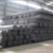 DIN-Standard Kaltgezogenes schwarzes Rohr nahtloses Stahlrohr mit guter Qualität 45 #