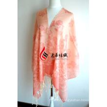 Wool Printed Shawl (12-BR020302-40)