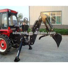 tractor equipment backhoe LW