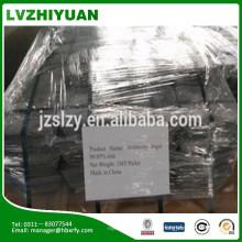 Proveedor de China 99.99 / 99.85% / 99.65% lingote de antimonio CS-476A