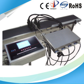 Multi-printing Head Computer Connected Inkjet Coding Machine