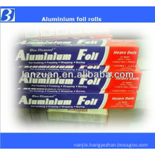 food packaging aluminium foil roll