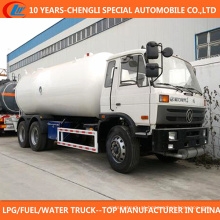 Caminhão de enchimento do LPG 6x4 GLP do caminhão do LPG de 25cbm para a venda