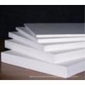 4x8 pies rígidos celuka / tablero celular de la espuma del pvc y fabricante de la hoja del pvc con precio competitivo