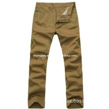 Slim Fit Straight Men's Pants