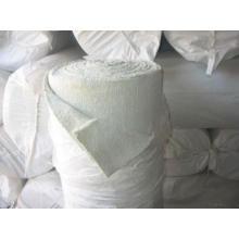 Aislamiento de tela de fibra de cerámica para el calor Resistente al fuego
