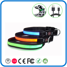 Led light up veiligheids halsband