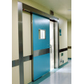 Hermetic Sliding Doors with Access Control System