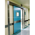 Puertas herméticas con perfiles de aluminio