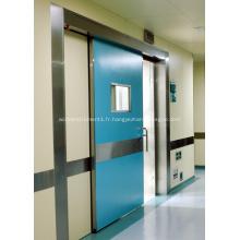 Portes hermétiques avec profilés en aluminium