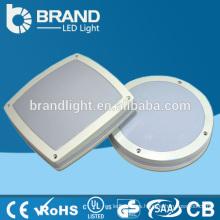 IP65 IK10 10W / 20W / 30W impermeable luz de techo al aire libre 30W LED luz de techo para exterior