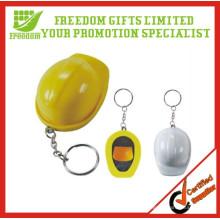 Porte-clés d'ouverture de bouteille de casque de sécurité de promotion