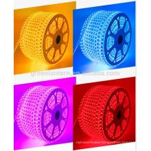 Outdoor Waterproof IP67 LED Strip Light 220V 240V RGB 5050 SMD 60leds/m flex led strip light