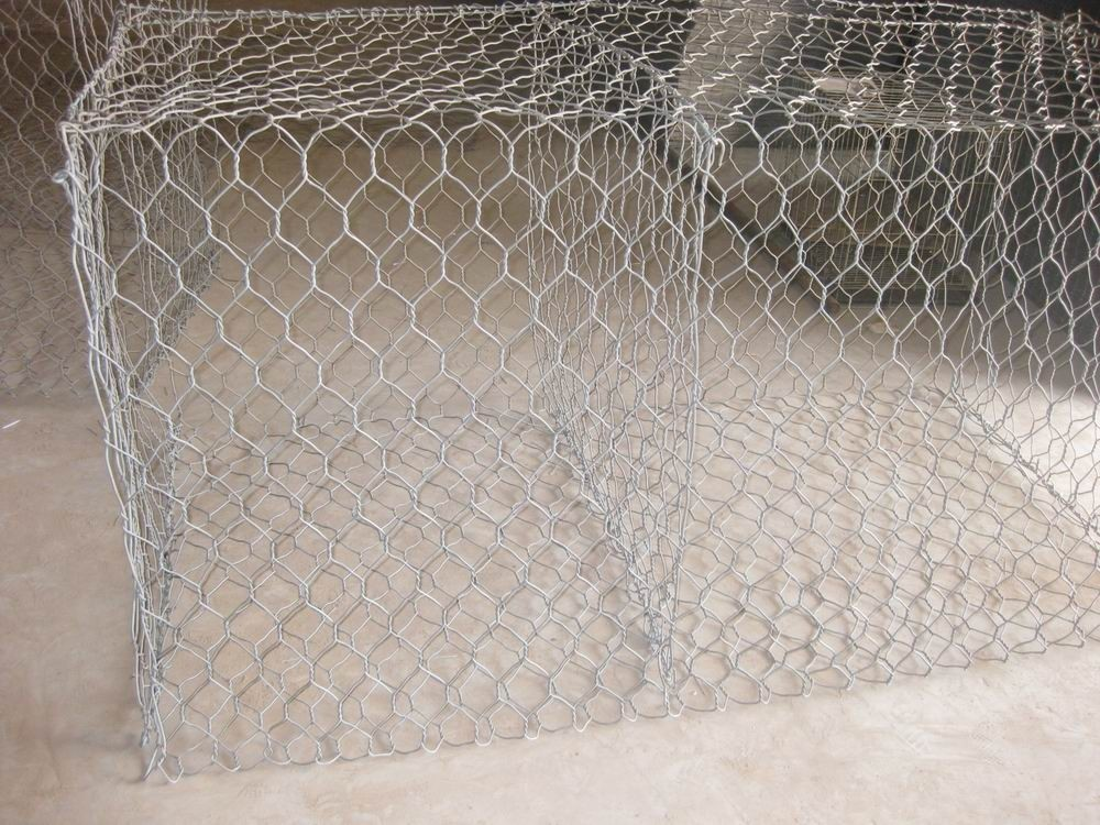 Best Galvanized Hexagonal Gabion Basket