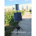 Max solar bird repeller with 8 sounds and replaceable sound chip card