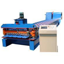Máquina de painel de telhado de metal galvanizado