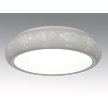 Lâmpada de teto de poupança de energia acrílica LED