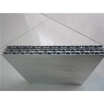 Металлические изоляционные панели из гофрированного алюминия