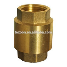 Brass Vertical Check Valve Lead free