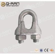 Câble d'acier malléable Clip/gréement produits malléable câble Clip