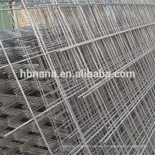 Hochwertiger PVC-überzogener Doppeldraht-Maschendraht / 868 und 656 Drahtzaun für Verkauf