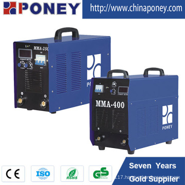 Inverter Arc Welding Machinery Mosfet Three Phase MMA-250I/315I/400I