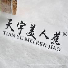 Etiquetas de impressão de plástico Estilo de luxo para vestuário / Calçado / Calças de ganga
