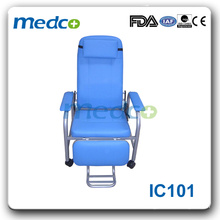IC101 Best seller! hospital recliner chair bed