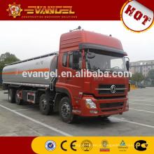 Tanque de óleo hidráulico do caminhão de Dongfeng 20000 litros de caminhão tanque de combustível para venda
