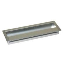 Puxador de liga de alumínio usado em dormitório