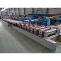 Aluminium-Roofing-Blatt-Rolle, die Maschine für Corrugation bildet