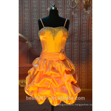 IN STOCK Spaghetti straps party dress women's short prom dress SE08