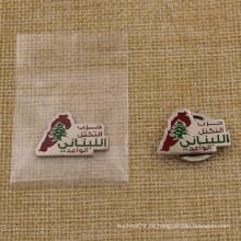 Insignia del imán de los regalos del recuerdo de la promoción con el logotipo de la compañía