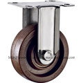 Stainless Steel Series 280degree High Temperation Caster - PA