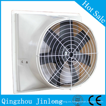 Ventilador de fibra de vidrio para aves de corral y casa verde (JL-148)