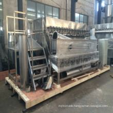 Xf Horizontal Fluidizing Dryer Used in Chemical
