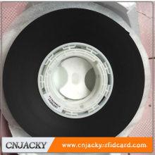 Tarjeta de PVC magnético de alta fidelidad 3000OE que hace el rollo de tira magnética