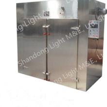 Secador de bandeja de gabinete de aire caliente comercial automático